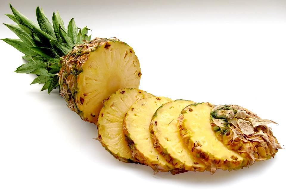 NEU- Ananas : Mehr Frische geht nicht!